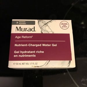murad Other - Murad Nutrient Charged Water Gel